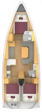 Boat rental Vrsar cheap Bavaria C42