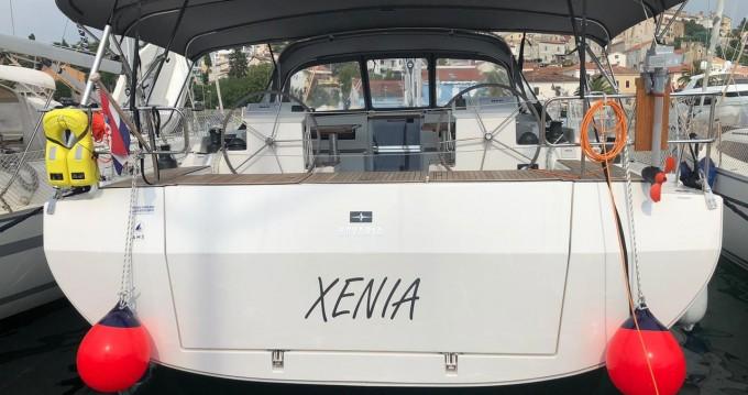 Rental Sailboat in Vrsar - Bavaria Cruiser 50