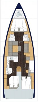 Rental yacht Vrsar - Bavaria Cruiser 50 on SamBoat