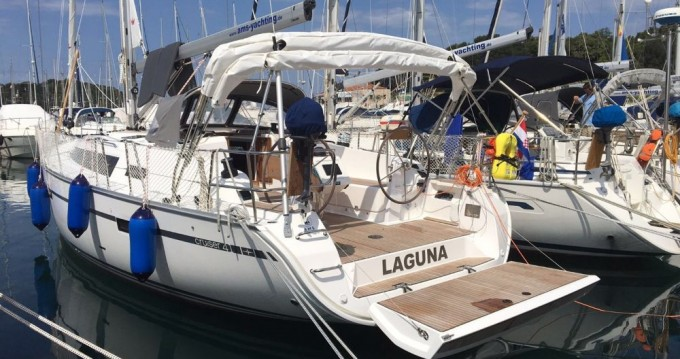 Boat rental Vrsar cheap Cruiser 41