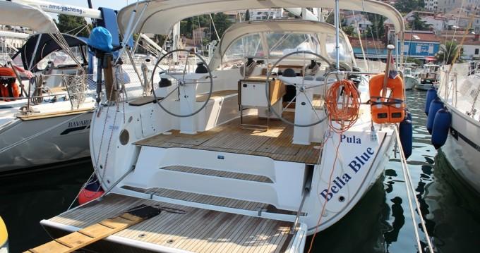 Rental yacht Vrsar - Bavaria Cruiser 45 on SamBoat