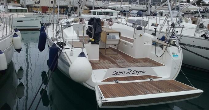 Boat rental Primošten cheap Cruiser 40
