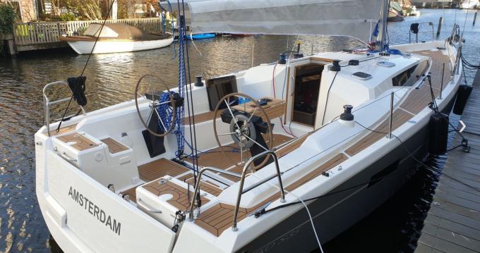 Rental yacht Primošten - Viko-Yachts Viko S 35 on SamBoat