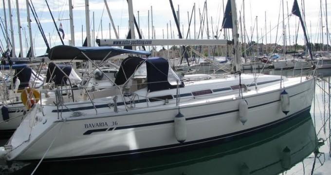Boat rental Punat cheap Bavaria 36
