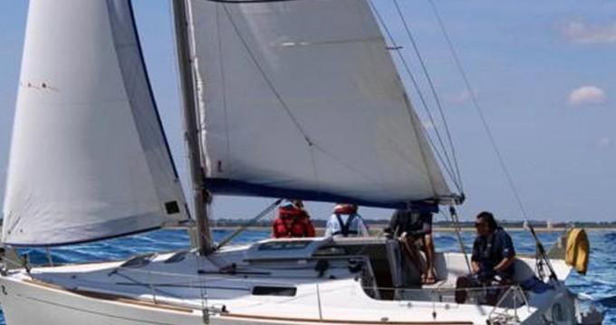 Rental Sailboat in Punat - Bénéteau First 25.7