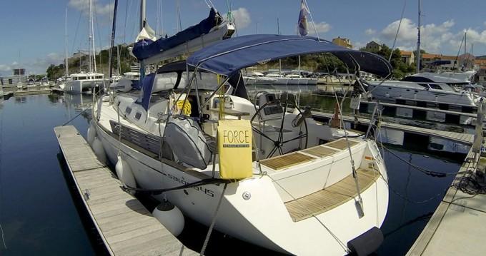 Rental yacht Punat - Salona Salona 45 on SamBoat