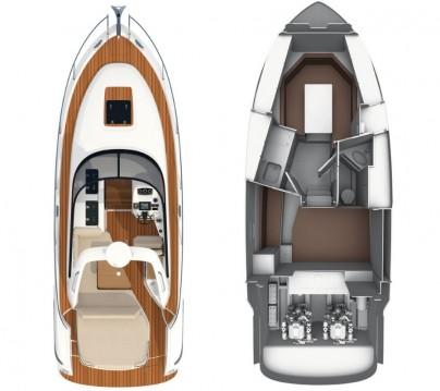 Rental yacht Biograd na Moru - Bavaria Bavaria S29 on SamBoat