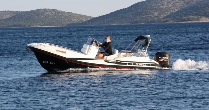 Boat rental Biograd na Moru cheap Zar 61 Suite