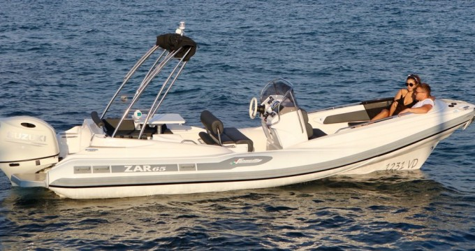 Rental yacht Biograd na Moru - Zar ZAR 65 CL on SamBoat
