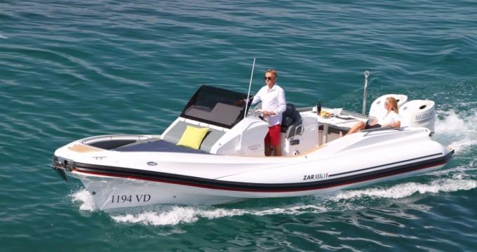 Zar ZAR 85 Sport Luxury - 1 cab. between personal and professional Biograd na Moru