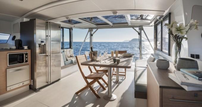 Rental yacht Alimos - Catana Bali 4.3 - 4 + 2 cab. on SamBoat