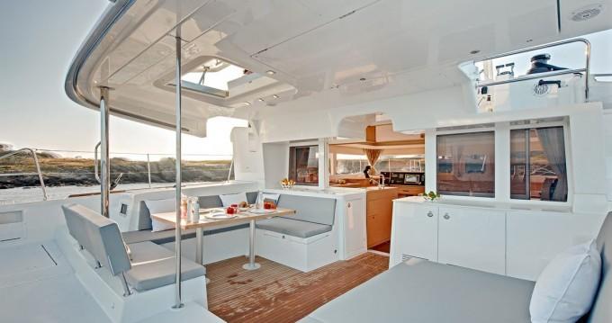 Rental yacht Alimos - Lagoon Lagoon 450 F on SamBoat