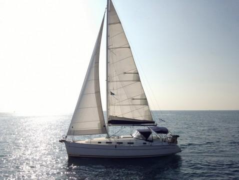 Rental Sailboat in Alimos - Bénéteau Cyclades 39.3