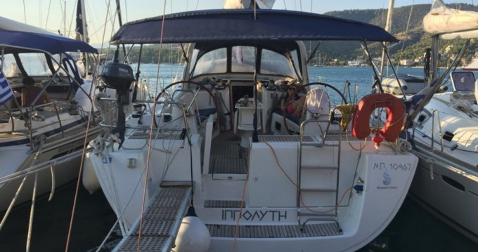 Rental Sailboat in Alimos - Bénéteau Oceanis 50