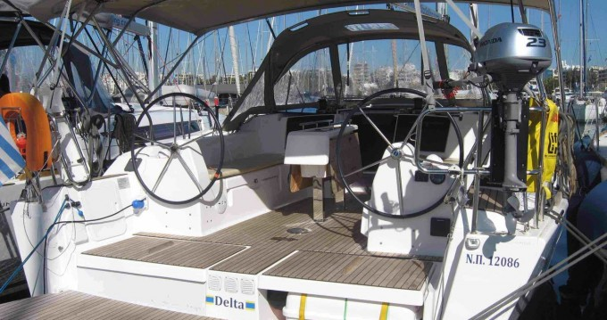 Hire Sailboat with or without skipper Dufour Alimos