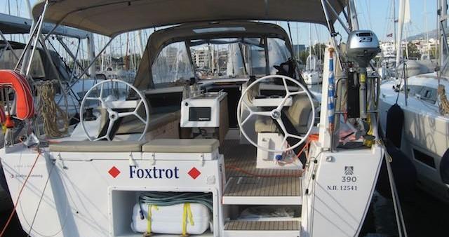 Boat rental Alimos cheap Dufour 390 GL