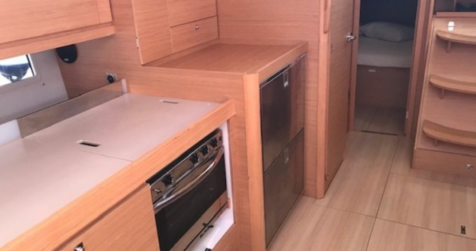Rental yacht Alimos - Dufour Dufour 460 Grand Large on SamBoat