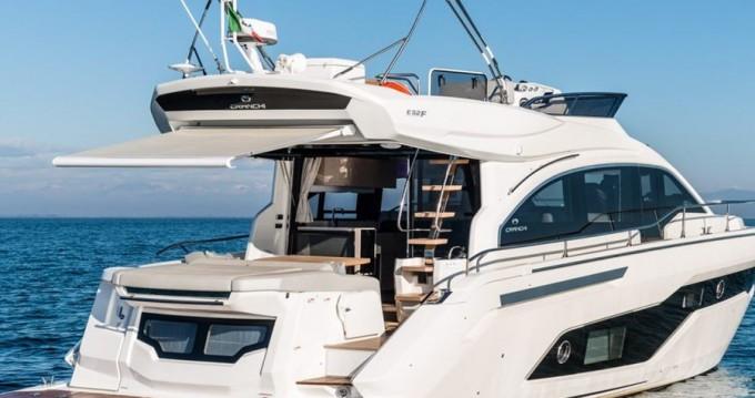 Rental yacht Split - Cranchi Cranchi E 52 F Evoluzione on SamBoat