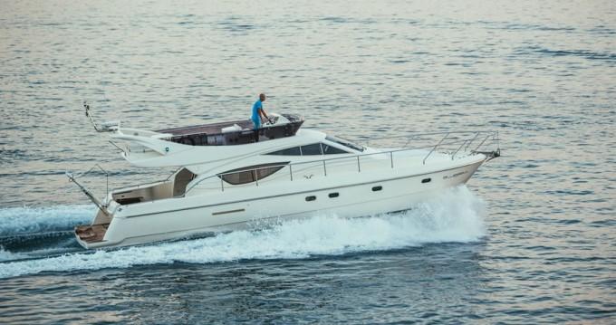Rental yacht Podstrana - Ferretti Ferretti Yachts 460i on SamBoat