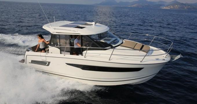Boat rental Jeanneau Merry Fisher 895 in Povljana on Samboat