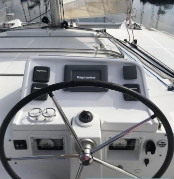 Rental yacht Trogir - Lagoon Lagoon 450 F on SamBoat