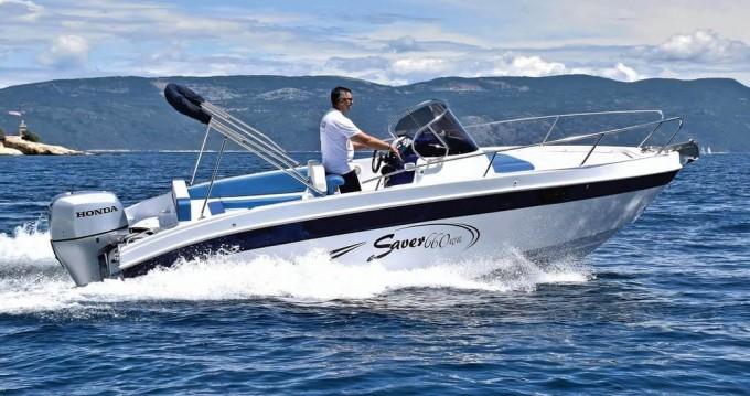 Rental Motorboat in Pula - Saver Saver 660