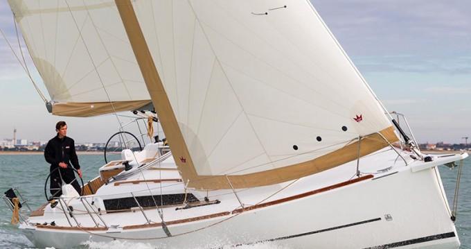 Rental yacht Šibenik - Dufour Dufour 350 GL on SamBoat
