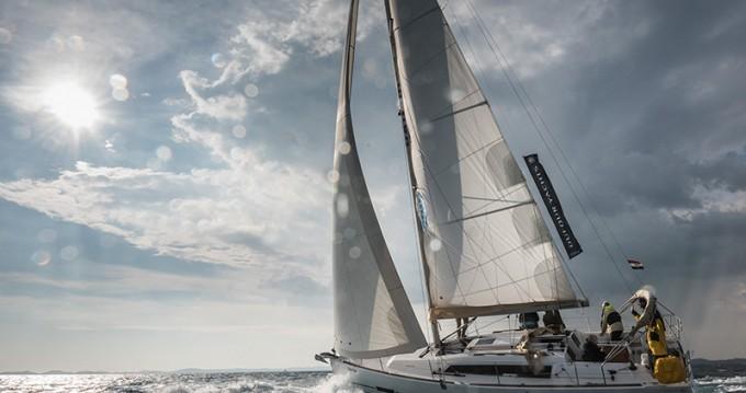 Rental yacht Šibenik - Dufour Dufour 382 GL on SamBoat