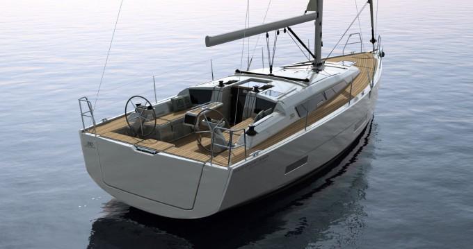 Boat rental Šibenik cheap Dufour 390 GL