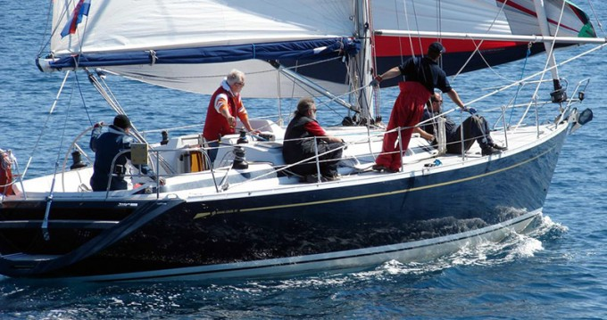 Rental Sailboat in Šibenik - Grand Soleil Grand Soleil 43