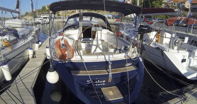Rental yacht Šibenik - Grand Soleil Grand Soleil 43 on SamBoat