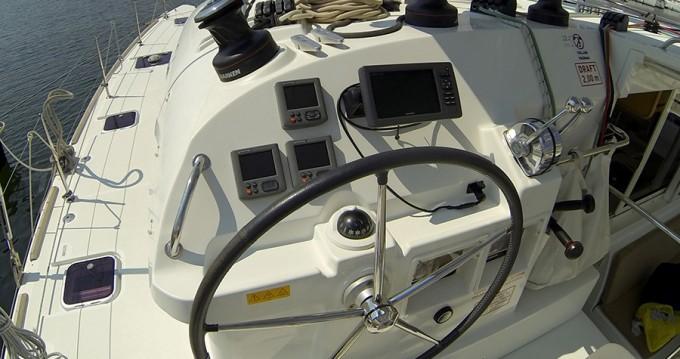 Rental Catamaran in Šibenik - Lagoon Lagoon 400