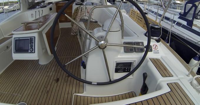 Boat rental Šibenik cheap Oceanis 50