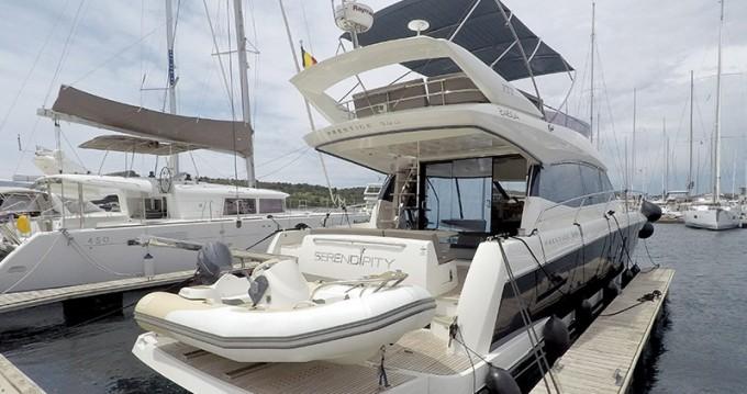 Boat rental Šibenik cheap Prestige 500 Fly