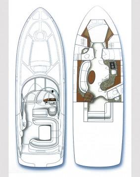 Rent a Sea Ray Sea Ray 455 Šibenik
