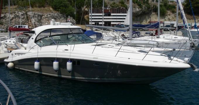 Rental Motorboat in Šibenik - Sea Ray Sea Ray 455