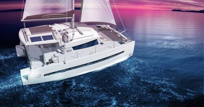 Rental Catamaran in Rogoznica - Catana Bali 4.0 - 4 cab.