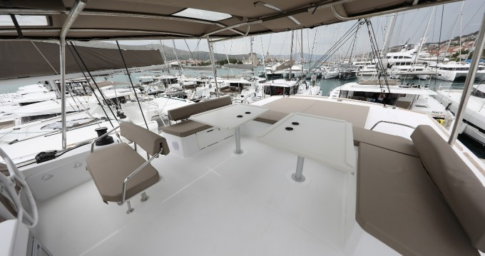 Hire Catamaran with or without skipper Catana Rogoznica