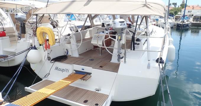 Rental Sailboat in Biograd na Moru - Bavaria Bavaria C42