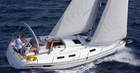Bavaria Cruiser 32 between personal and professional Šibenik