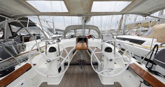 Boat rental Trogir cheap Bavaria Cruiser 40 S