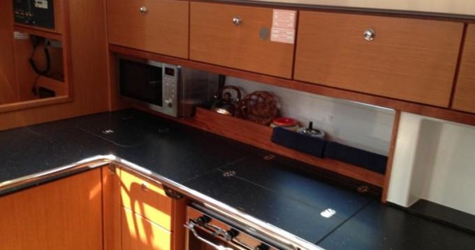 Rent a Bavaria Cruiser 50 Biograd na Moru