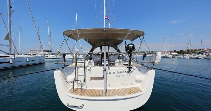 Boat rental Biograd na Moru cheap Delphia 47