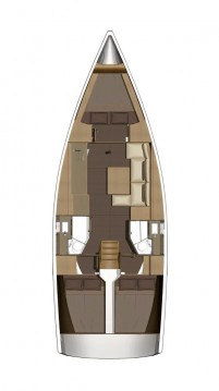 Dufour Dufour 382 GL between personal and professional Trogir