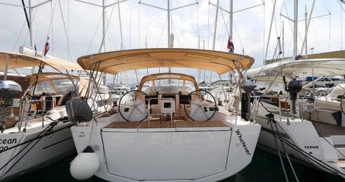 Boat rental Trogir cheap Dufour 460 Grand Large