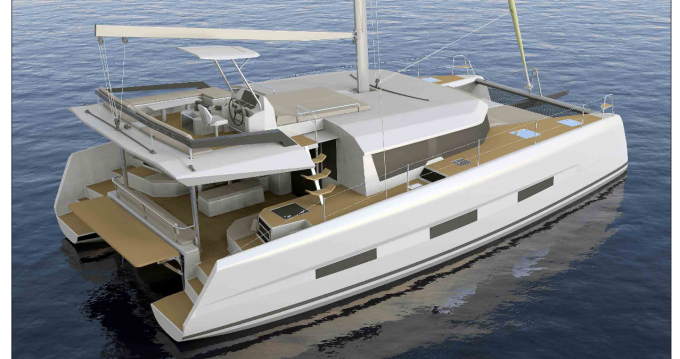 Dufour Dufour 48 Catamaran - 5 + 1 cab. between personal and professional Rogoznica