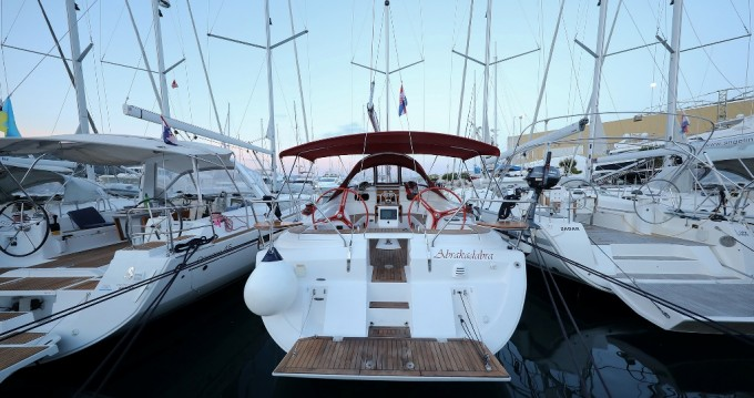 Rental yacht Trogir - Elan Impression 444 on SamBoat