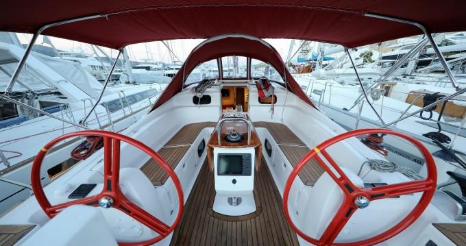 Rental Sailboat in Trogir - Elan Impression 444