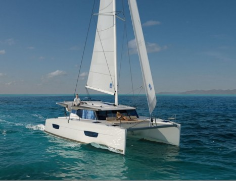 Rental yacht Trogir - Fountaine Pajot Lucia 40 on SamBoat