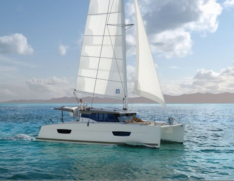 Boat rental Fountaine Pajot Lucia 40 in Trogir on Samboat